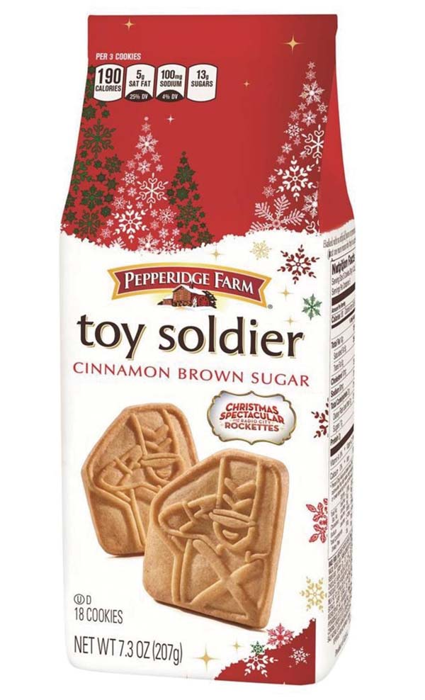 Pepperidge Farm Partners With Rockettes To Launch Toy Soldier Cookie Creative Magazine